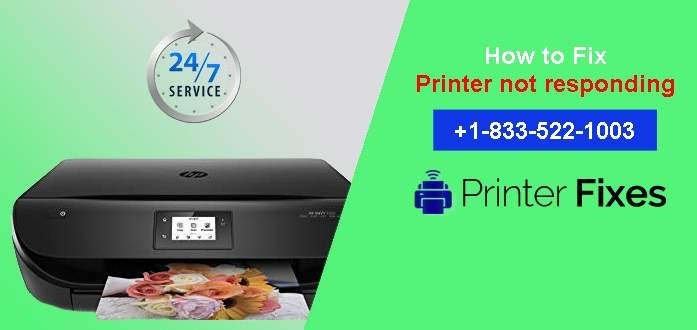 How to Fix Printer is not responding in Windows - Printer Fixes